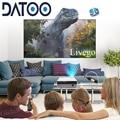 Проекция экрана DATOO HD 1080P 4K, аксессуары для проекции