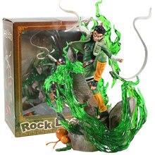 Rock lee oito portões 1/7 pintado pvc figura collectible modelo brinquedo