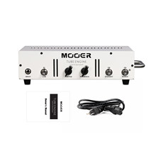 MOOER TUBE ENGINE 20W Tube Power Amp Amplifier Hi/Low Gain Input Shell with Carry Handle Rack Mounting Lugs3-Band EQ Speaker(China)