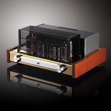 YAQIN MC 84L 6P14 12AX7วาล์วหลอดเครื่องขยายเสียงClass A HiFiหูฟัง110 ~ 240V