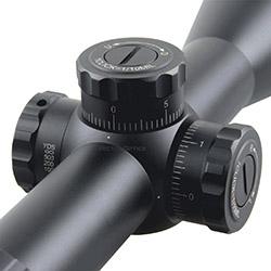caça riflescope foco tático 10 yds 1