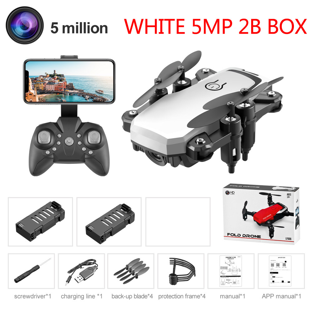 White 5MP 2B Box