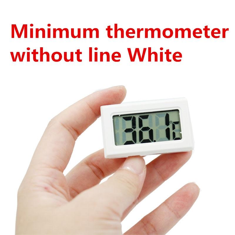 Digitális hőmérő hűtőszekrény fagyasztó hőmérséklet-mérő - Mérőműszerek - Fénykép 6