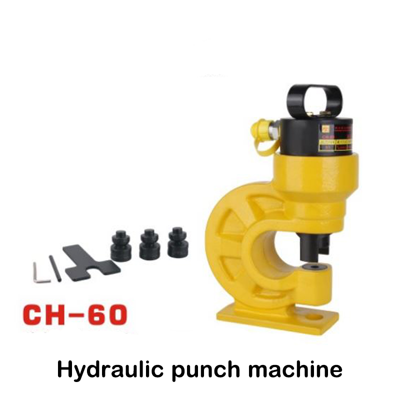 Hydraulic Punch Machine Hydraulic Manual Pump Hydraulic Electric Pump
