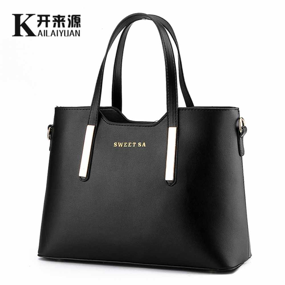 100% Genuine leather Women handbag 2019 New Commuter type fashion handbag Crossbody Shoulder Handbag women messenger bags