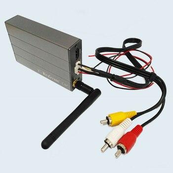 Автомобильный HDMI TV Stick для MiraScreen Wifi anycast Miracast DLNA Airplay CVBS Автомобильный мультимедийный дисплей Dongle Mirror Box ISO Andriod