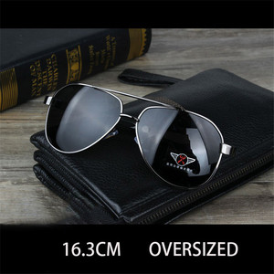 Image 2 - Vazrobe 163mm Oversized Sunglasses Men Women Sun Glasses for Man Driving HD Coating Anti Reflect Shades Large Face Aviation