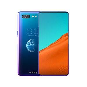 Image 2 - ZTE ヌビア X 6.26 + 5.1 インチデュアルスクリーン携帯電話 6 ギガバイト 64 ギガバイトの Snapdragon 845 オクタコア 16 + 24 メガピクセルカメラ 3800mAh 指紋電話