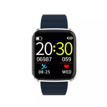 "Relógio inteligente 1.3 "", relógio inteligente monitor de pressão arterial, frequência cardíaca, modos multi esportes adolescentes 116 pro"