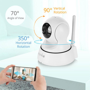 Image 2 - SANNCE 2K Home Security IP Camera Wi Fi Wireless Mini Network Camera Surveillance Wifi 3MP Night Vision CCTV Camera Baby Monitor