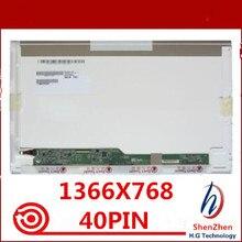 """Oryginalny ASUS X55 X52 X52J X52F X53 X53U X53S X53E X53Z X54 X54C 15.6 """"HD LED LCD do laptopa ekran wyświetlacz matrix"""