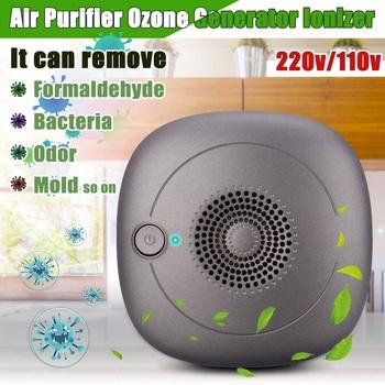 Oczyszczacz powietrza Generator ozonu jonizator czysty przemysłowy neutralizator zapachów AC110-240v Pet dezodorujący jonizator powietrza dezodorant toaletowy tanie i dobre opinie becornce 50m³ h 100-240 v