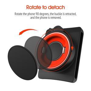 Image 4 - แนวตั้ง Universal หัวเข็มขัดล็อคโทรศัพท์มือถือ Bracket กีฬาเข็มขัดเอวผู้ถือคลิปสำหรับ iPhone 11 Pro XS สูงสุด 8 7 6s ด้วย Quick MOUNT