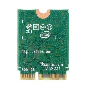 Image 3 - 1730Mbps Cho Intel Kép AC 9560 Máy Tính Để Bàn Bộ Bluetooth 5.0 802.11ac M.2 CNVI 9560NGW Wifi Thẻ ăng Ten