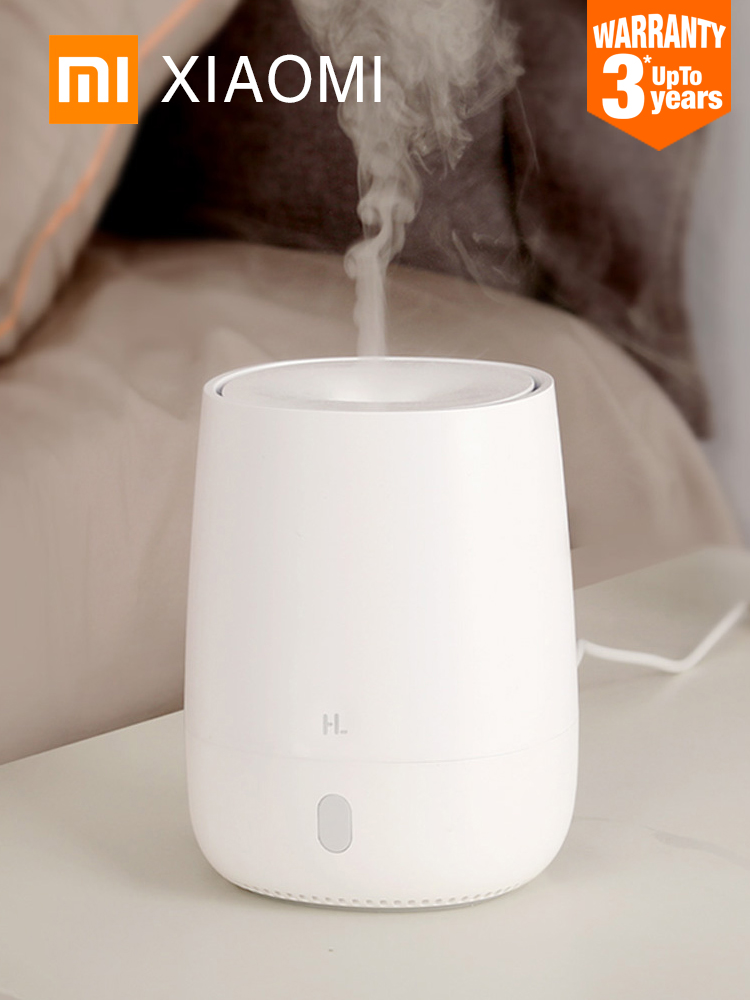 XIAOMI Diffuser Humidifier Air-Dampener Essential-Oil Ultrasonic-Mist-Maker Aroma Quiet