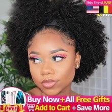 Jarin Hair – perruque mongole naturelle Remy, cheveux humains crépus bouclés, couleur naturelle, Afro, pour femmes, 180% de densité, vente en gros