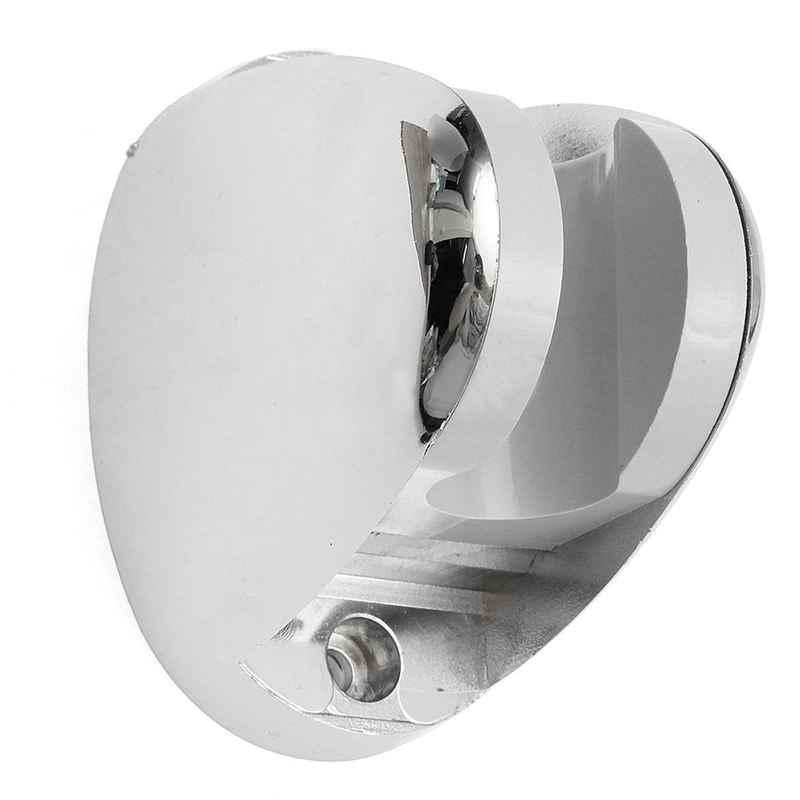 Hand Held Shower Bracket Bathroom Wall Mount Fixed Holder Silver