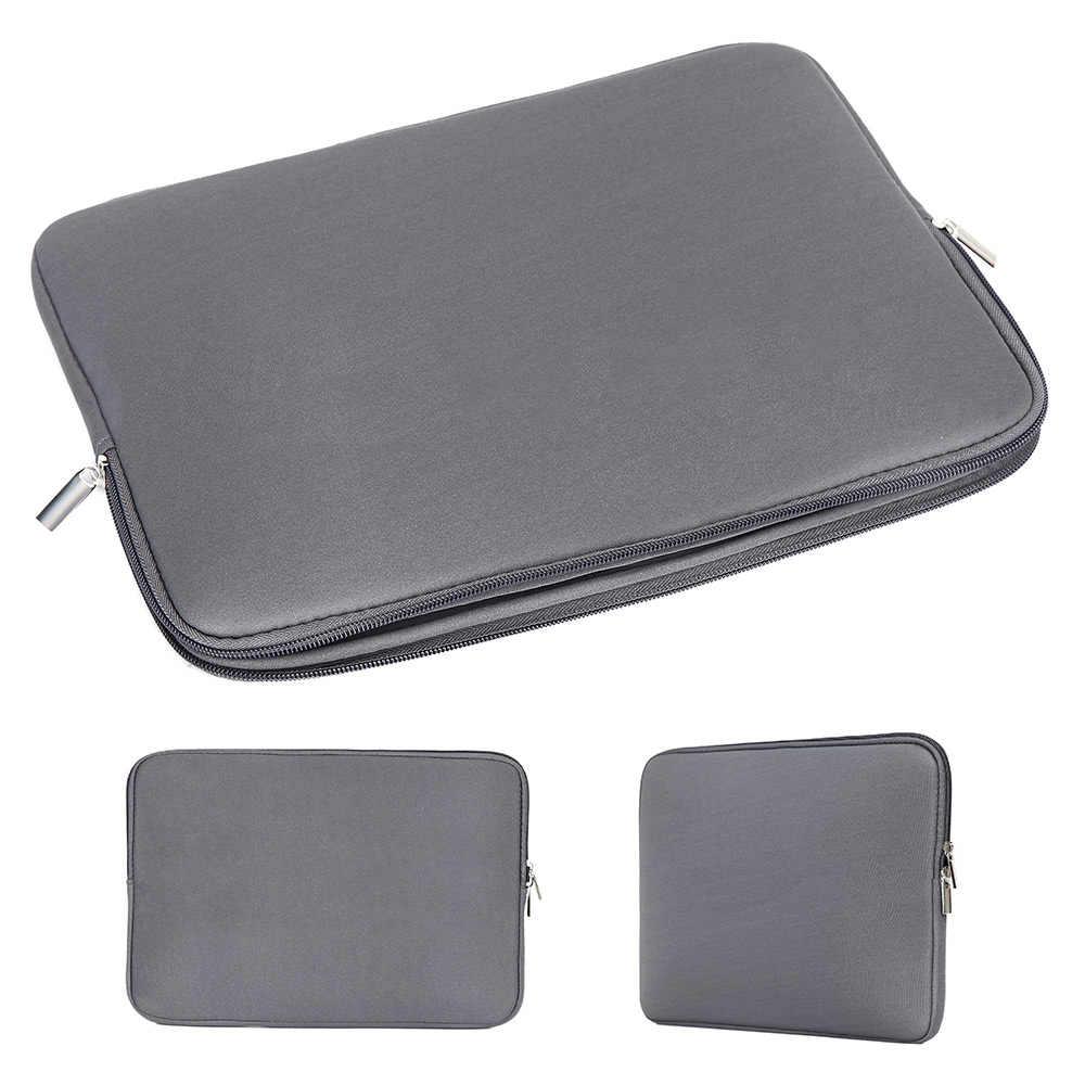 """Laptop Notebook Case Tablet Sleeve Cover Tas 11 """"12"""" 13 """"15"""" 15.6 """"Voor Macbook Pro air Retina 14 Inch Voor Xiaomi Huawei Hp Dell"""