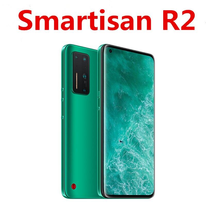 В наличии смартфон Smartisan R2 5G 108MP камера 6,67