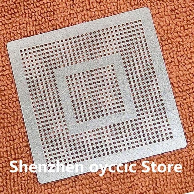 Direct heating  80*80  90*90   FNP102 B1E31  FNP202 B2E32  FNP202C32 CFE3  0.6MM   BGA  Stencil Template