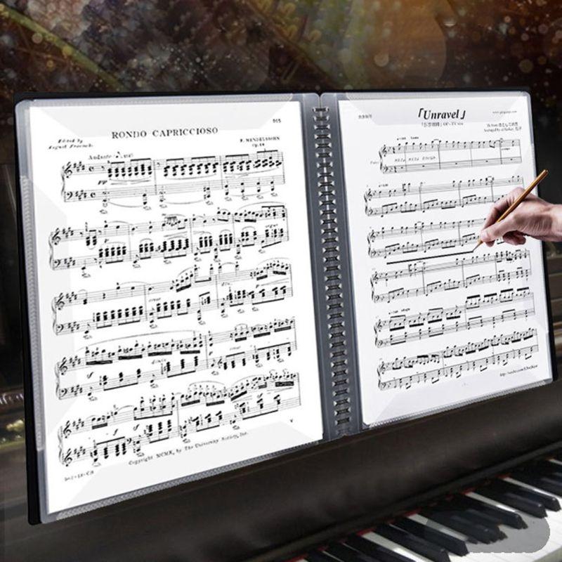 A3 Size Music Score Sheet Document File Folder Storage Organizer Holder Cases