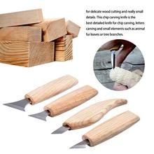 цена на Professional Woodcarving Chisels Set Geometric Carving Cutter Carving Woodworking Tools Kit DIY Hand Carpentry Knife Tool