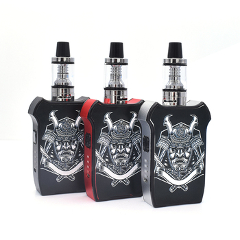 80W Box Mod Starter Kit 2000mah Battery Mod 2ml Thick Oil Atomizer Tank Wattage Adjustable Vaporizer Vape Mod E Cigarette Kits electronic cigarette 80w mod box kit built in 2000mah battery box mod 3ml tank adjustable e cigarette big smoke atomizer vape