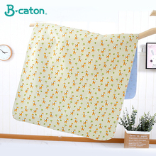 Get more info on the Baby Bamboo fiber urine pad Cover Baby Urine Changing Pads baby bed Waterproof Pad Washable Tpu Breathable Washable reuse 50x70