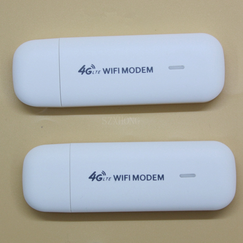 Unlocked Huawei 4G Modems E8372 MF782 (OEM E8372) 4G LTE USB Wingle LTE 4G USB WiFi Modem Dongle Car Wifi