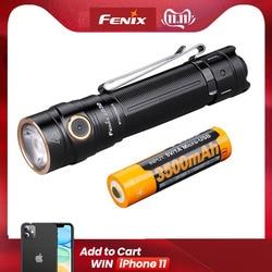 2019 NEW Fenix LD30 1600 Lumens Outdoor waterproof tactical flashlight