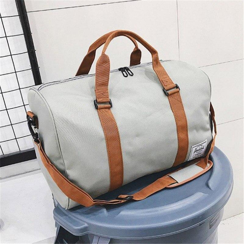 Sports Fitness Men Bag Portable Travel Bag Multifunction Men's Waterproof Messenger Bag Outdoor Bag