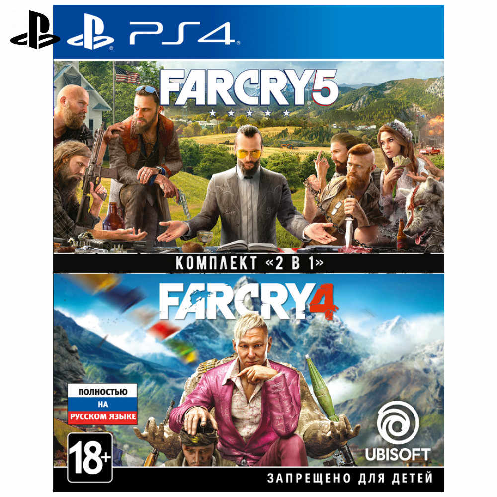 Games Deals Playstation 1csc20004064 Video Sony Ps4 Cd 4 Set Far Cry 4 Far Cry 5 Russian Version Aliexpress