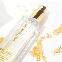 Neutriherbs 24k Nano Gold Skin Mist Hydrating Moisturizing Nano Mist for Acne Gold Natural Face Toner 50ml 5