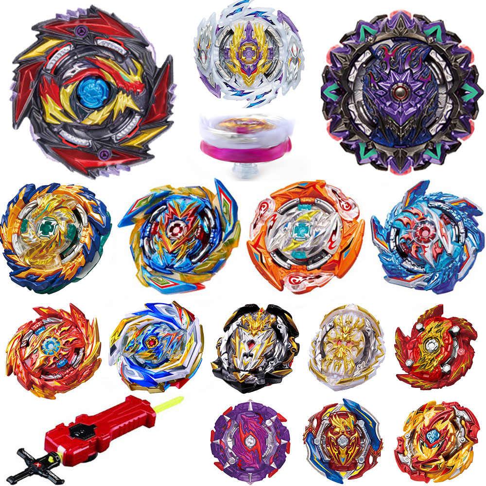 Todos los modelos lanzadores Kai Watch Land juguetes GT Arena de Metal Dios Fafnir Bey Blade cuchillas bujías de encendido de juguete