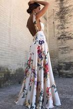 Women dress summer 2019 Fashion Women Print Boho Floral Long Maxi dress Sleeveless Evening Party Beach Sundress Open back dress fashion women summer boho long maxi dress evening party beach dress formal dresses sleeveless