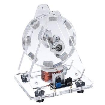 Hot STARK-35 Bedini Motore Brushless Modello Magneti Pseudo Movimento Perpetuo Disco Motore 24V Scienza Giocattolo Spina Degli Stati Uniti