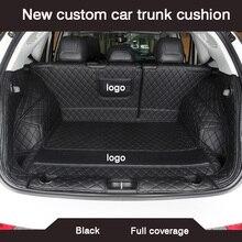 HLFNTF New custom car trunk cushion for suzuki grand vitara 2008 swift jimny sx4 car accessories waterproof carpet rugs