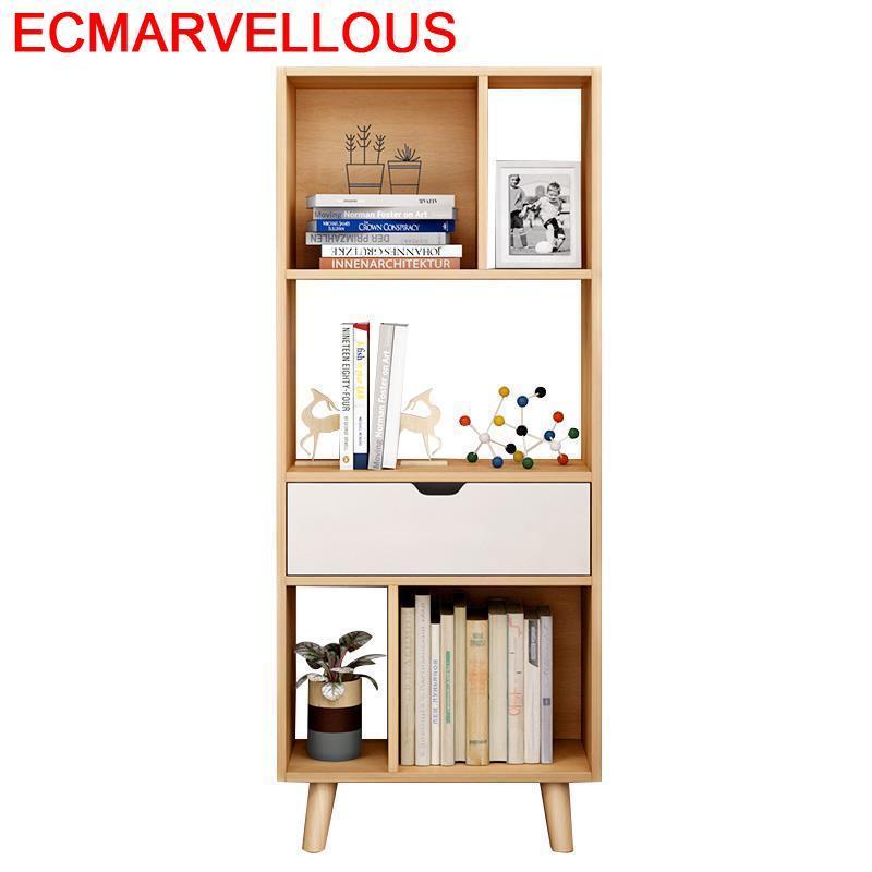 La Casa Display Mobilya Bois Home Mueble Decoracion Meuble De Maison Vintage Wood Book Retro Furniture Decoration Bookshelf Case