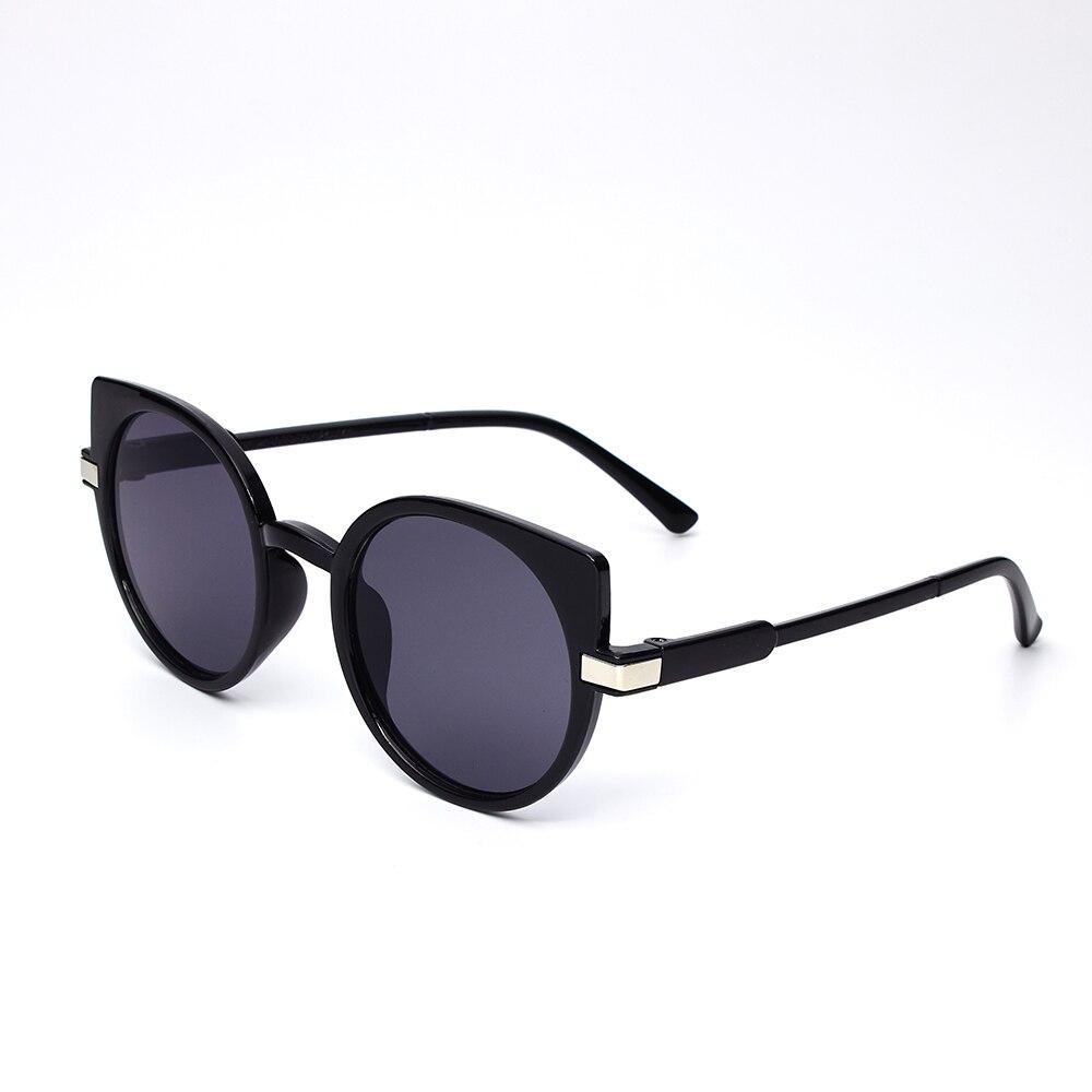 WOMEN Cat's Eyes Novelty Sunglasses WOMEN  2018 New Hip Hop Style Color Lens Retro Glasses Summer Travel Trend Accessories