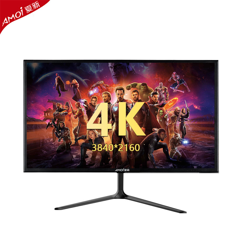 "4k ips 28 ""monitor lcd gamer 60 hz hd gaming monitor pc 3840 × 2160 tela plana para desktop monitor hdmi/dp interface"