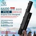 Golooloo 6 celdas de batería del ordenador portátil para Acer Aspire AS10D31 AS10D51 AS10D61 AS10D71 AS10D75 AS10D81 V3 5741 5560 v3-771g 5560G