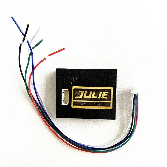 Emulador Universal IMMO para coches CAN-BUS/Canbus para coche emulador JULIE, programas de Sensor de ocupación de asiento, herramientas de diagnóstico de coche