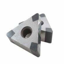 1pc TNGA 160408 160404 CBN3 dubbelzijdig verwerking geblust materiaal Machine draaigereedschap industriele gebruik