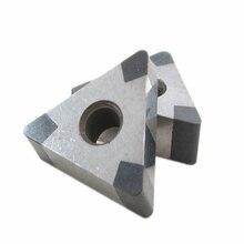 Outil de tournage de matériau durci, Machine de traitement double face, utilisation industrielle, 1 pièce, TNGA 160408 160404 CBN3