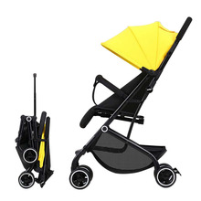 Yoya plus Baby stroller Joyfeel Brand lightweight cart Portable Folding Baby carriage 2 in 1 mini size Baby trolley