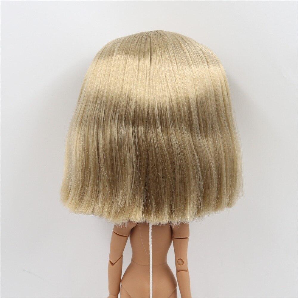 Neo Blythe Doll Blonde Hair with Takara RBL Scalp Dome 1