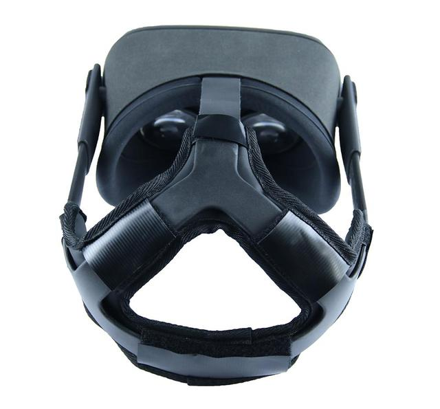 Newest Non-slip VR Helmet Head Pressure-relieving Strap Foam Pad for Oculus Quest VR Headset Cushion Headband Fixing Accessories 1