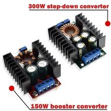 Понижающий преобразователь постоянного тока 9 а 300 Вт 150 Вт, понижающий преобразователь с 5 40 В до 1,2 35 в, модуль питания XL4016