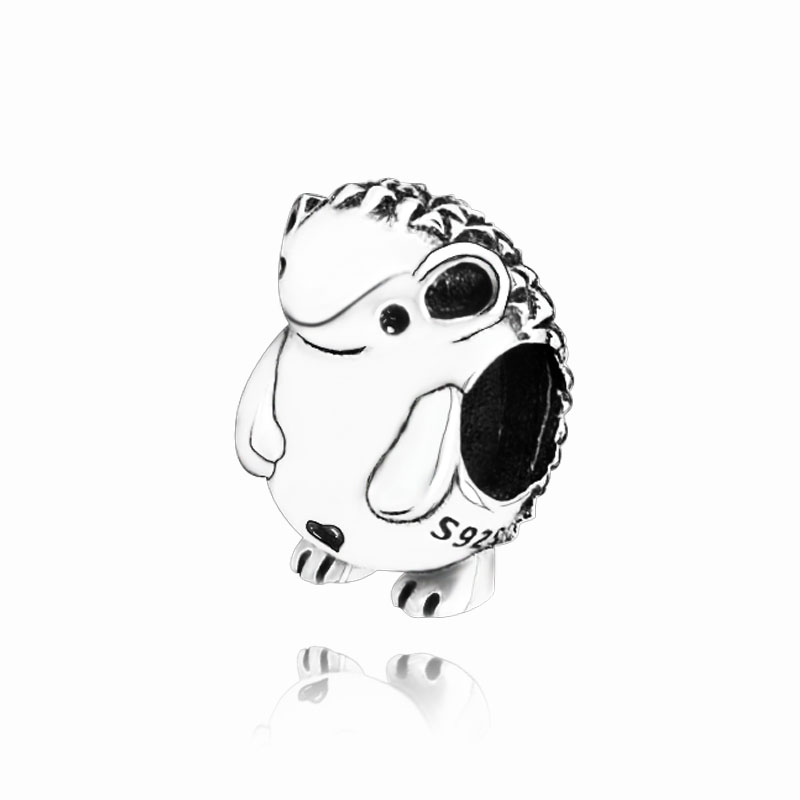 2019 Autumn Collection 925 Sterling Silver Beads Dino New Cute Buddies Charms fit Original Pandora Bracelets Women DIY Jewelry
