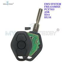 Автомобильный пульт дистанционного управления remtekey с 3 кнопками